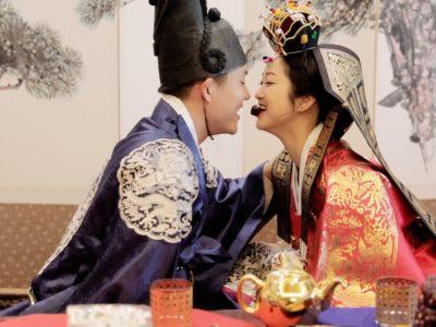 Andrea Soung & Charles Kim Wedding Highlight
